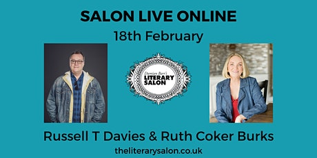 Salon LIVE Online: Russell T Davies & Ruth Coker Burks with Damian Barr tickets