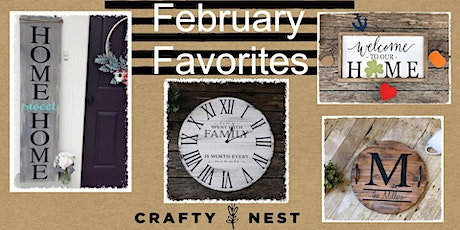 February 25th Public Workshop at The Crafty Nest  - Whitinsville tickets