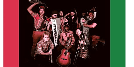 Culture Embassy band 'live' at Moon Bar, Wellington tickets