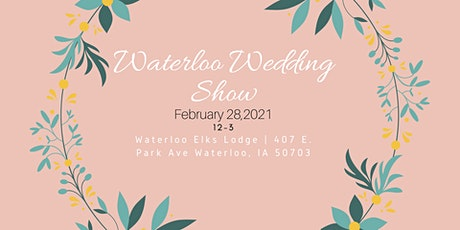 Waterloo Wedding Show tickets