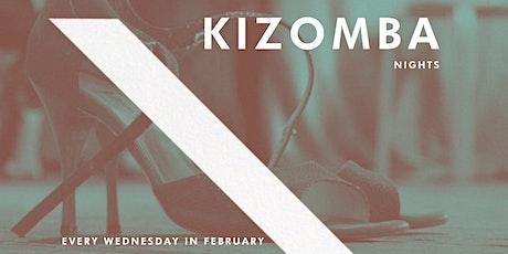 Kizomba Night tickets