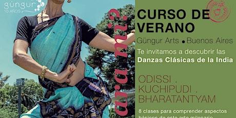 ¿SERÁ PARA MI? Curso de verano  de danzas clásicas de la India entradas