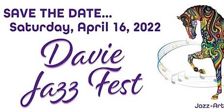 Davie Jazz Festival 2022 tickets