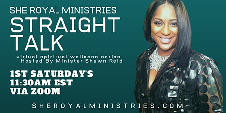 Straight Talk - Spiritual Wellness Series tickets
