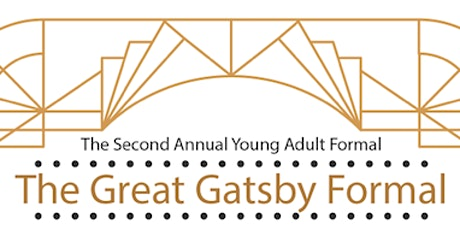 The Great Gatsby Formal tickets