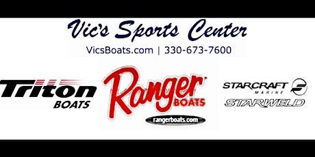 Vic's Sports Center - Walleye Seminar tickets