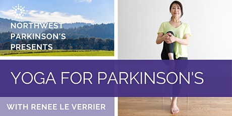 Yoga for Parkinson's tickets