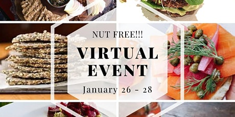 Advanced Raw NUT FREE Virtual Course tickets