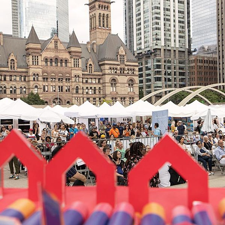 Toronto Outdoor Art Fair Virtual Info Session + Q&A image