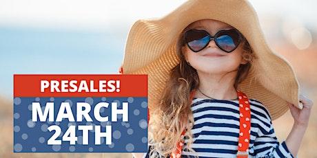 JBF Wichita Falls Spring 2021 Presales tickets