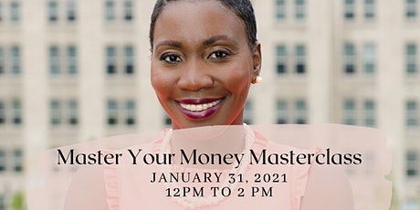Master Your Money Masterclass tickets