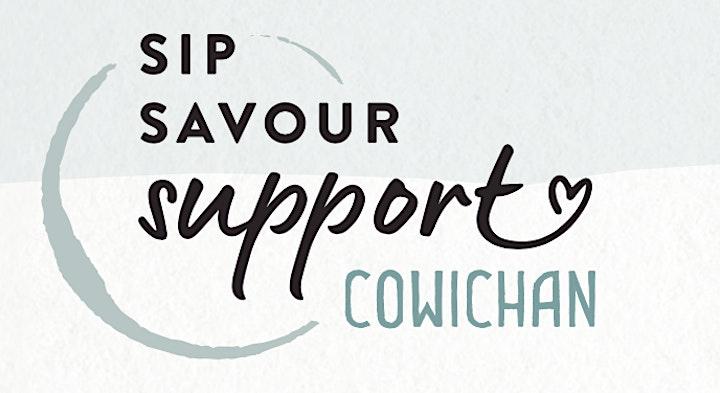 "Sip, Savour, Support Cowichan 2021 ""Craft Cowichan Tour"" image"