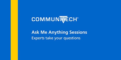 Ask Me Anything: Addressing Data Privacy In Your Organization tickets