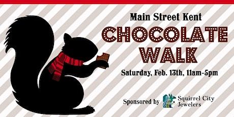 Main Street Kent Chocolate Walk tickets