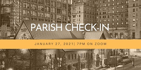 January Parish Check-In tickets