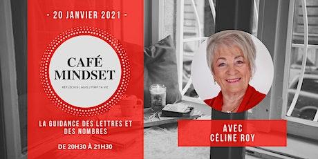 Café Mindset : La guidance des lettres et des nombres billets
