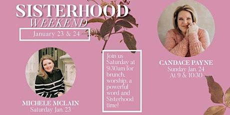 Sisterhood Weekend tickets