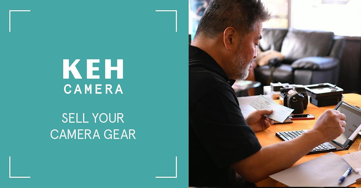 Sell Your Camera Gear at Premier Imaging