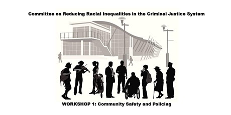 Reducing Racial Inequalities Workshop #1: Community Safety and Policing tickets