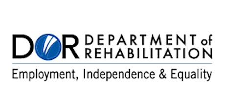 Department of Rehabilitation (DOR) Orientation tickets
