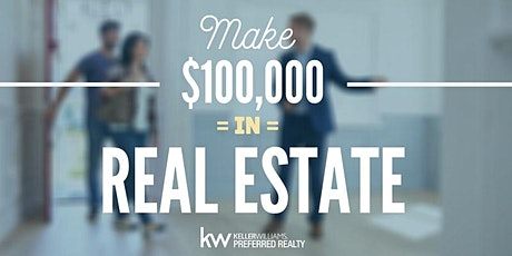 How to Make $100,000 in Real Estate! tickets