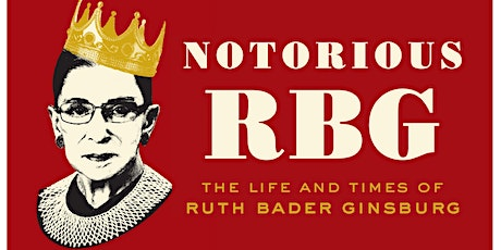Virtual Tour of the Life and Times of Ruth Bader Ginsburg tickets