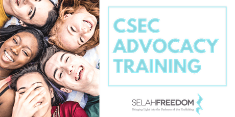 CSEC Advocacy Training - For Adults tickets