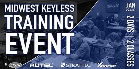 2021 Midwest Keyless Training Event! tickets
