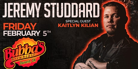Jeremy Studdard Album Release Party! tickets
