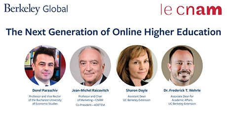 The Next Generation of Online Higher Education tickets