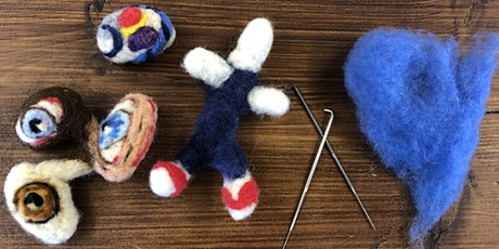 Fun with Needle Felting tickets