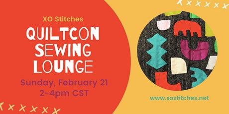 XO  Stitch Club: QuiltCon Lounge tickets