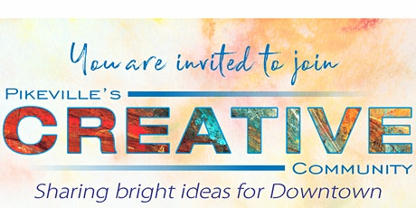 Pikeville Creative Community Open Meeting Part 2 tickets