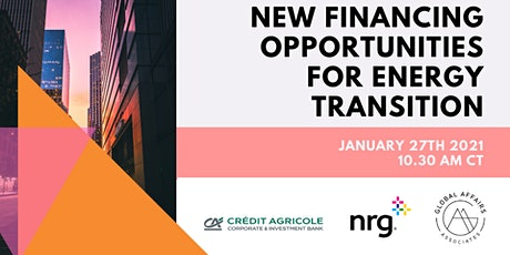 New financing opportunities for energy transition tickets