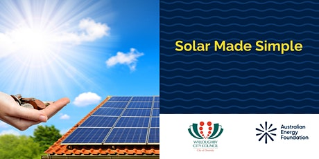 Solar made Simple - webinar tickets