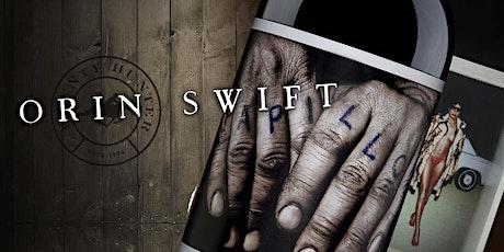 Orin Swift Winery Virtual Spotlight Tasting tickets