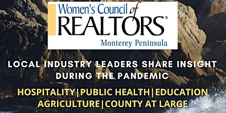 Local Industry Leaders Share Insight During the Pandemic! tickets