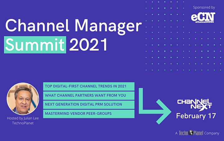 Channel Manager Summit 2021 image