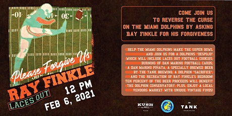 Please Forgive Us, Ray Finkle! tickets