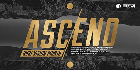 2021 Vision Month Ascend tickets