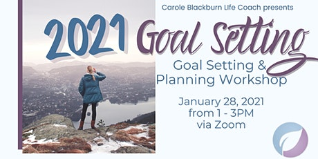Goal Setting 2021 Workshop tickets