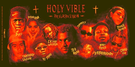 Holy Vible: Resurrection tickets