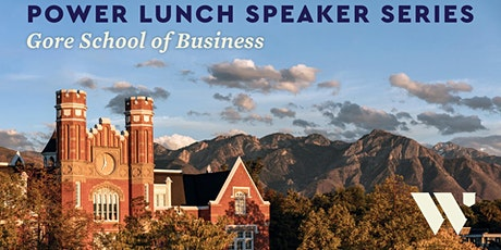 MBA Power Lunch with Raymond Hall tickets