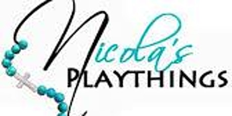Valentine's Day Sip 'n Shop with Nicola's Playthings Jewelry tickets