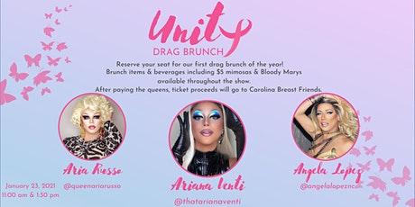 Unity Drag Brunch: Second Seating tickets