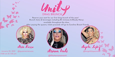 Unity Drag Brunch: First Seating tickets
