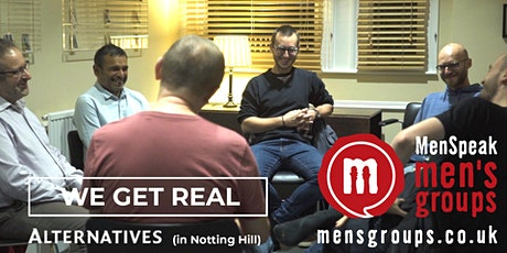 ONLINE - MenSpeak Mens Group with Kenny Mammarella D'Cruz tickets
