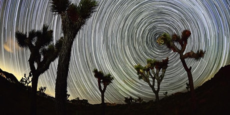 Star Trails: Giving the Night Sky a New Spin - Online w/Nikon tickets