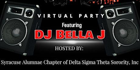 Virtual Party - Syracuse Alumnae Chapter of Delta Sigma Theta tickets