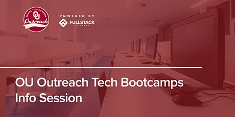 Online Info Session | University of Oklahoma Tech Bootcamps tickets